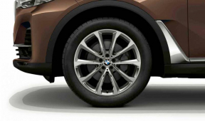 BMW 255/55 R20 110H, V - Spoke 750,Continental