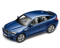 Model E71M 1:18 Montecarlo Blue