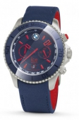 BMW Motorsport ICE Steel Chrono hodinky