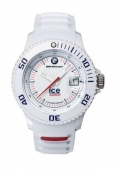 BMW Motorsport ICE Watch silicon bílé