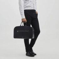 Sandqvist Leather Weekend Bag
