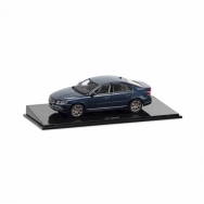Volvo S80 model 1:43, Caspian Blue