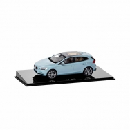 Volvo V40 model 1:43, Amazon Blue