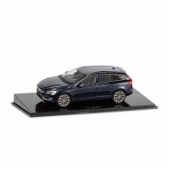 Volvo V60 model 1:43, Magic Blue