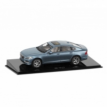Volvo S90 model 1:43, Mussel Blue