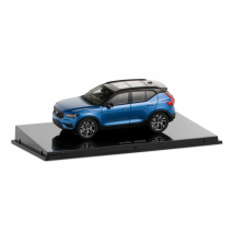 XC40 Bursting Blue 1:43